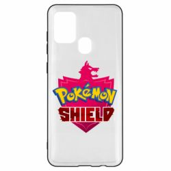 Чохол для Samsung A21s Pokemon shield