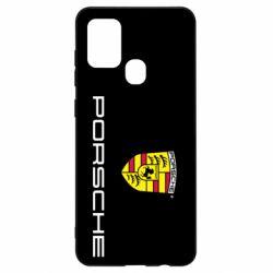 Чехол для Samsung A21s Porsche