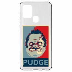 Чехол для Samsung A21s Pudge aka Obey