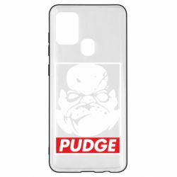 Чехол для Samsung A21s Pudge Obey