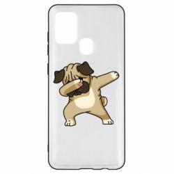 Чохол для Samsung A21s Pug Swag