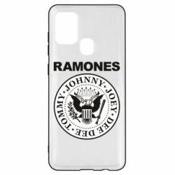 Чохол для Samsung A21s Ramones