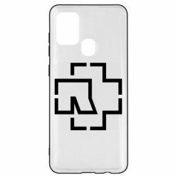 Чохол для Samsung A21s Ramshtain logo