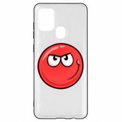 Чехол для Samsung A21s Red Ball game