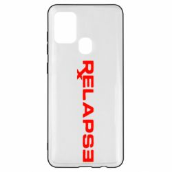 Чохол для Samsung A21s Relapse Eminem