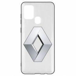 Чохол для Samsung A21s Renault Logo