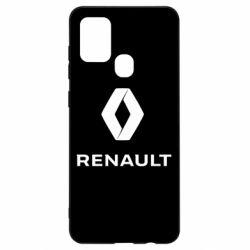 Чохол для Samsung A21s Renault logotip