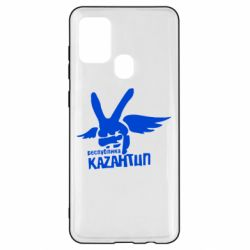 Чехол для Samsung A21s Республика Казантип