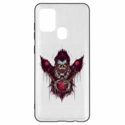 Чехол для Samsung A21s Ryuk the god of death