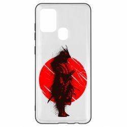 Чохол для Samsung A21s Samurai spray
