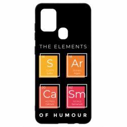 Чохол для Samsung A21s Sarcasm