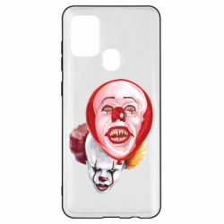 Чохол для Samsung A21s Scary Clown