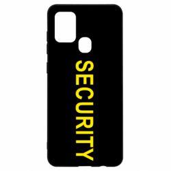 Чехол для Samsung A21s Security