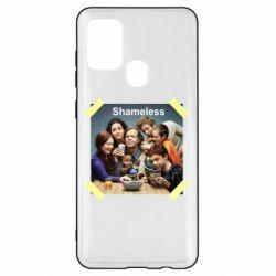 Чохол для Samsung A21s Shameless