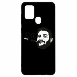 Чохол для Samsung A21s Сhe Guevara bullet