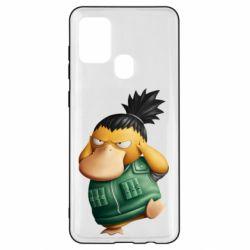 Чохол для Samsung A21s Shikamaru Psyduck