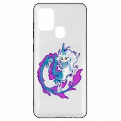 Чохол для Samsung A21s Sisu Dragon Art