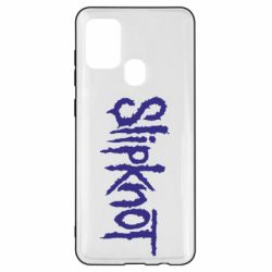 Чохол для Samsung A21s Slipknot