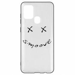 Чохол для Samsung A21s Smoove