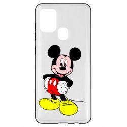 Чохол для Samsung A21s Сool Mickey Mouse