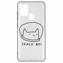 Чохол для Samsung A21s Space boi