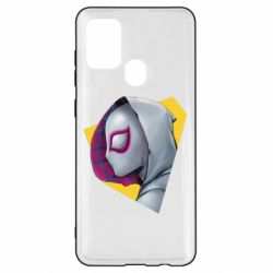 Чохол для Samsung A21s Spiderman Gwen