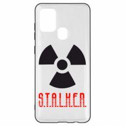 Чехол для Samsung A21s Stalker