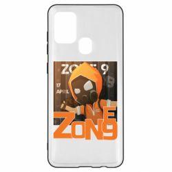 Чохол для Samsung A21s Standoff Zone 9