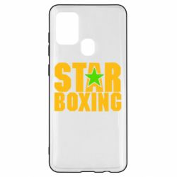 Чехол для Samsung A21s Star Boxing