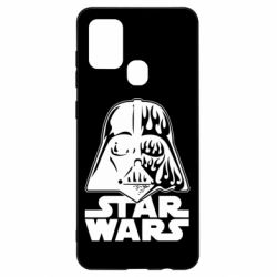 Чохол для Samsung A21s STAR WARS MASK