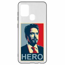Чохол для Samsung A21s Stark Hero