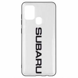 Чохол для Samsung A21s Subaru