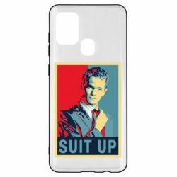 Чехол для Samsung A21s Suit up!