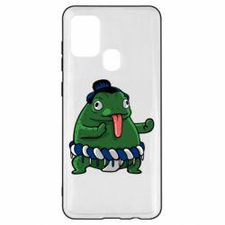 Чехол для Samsung A21s Sumo toad