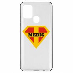 Чохол для Samsung A21s Super Medic