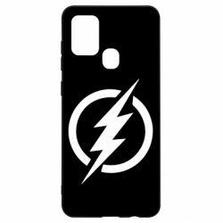Чохол для Samsung A21s Superhero logo