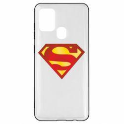 Чехол для Samsung A21s Superman Classic