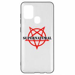 Чехол для Samsung A21s Supernatural