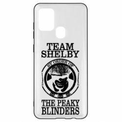 Чохол для Samsung A21s Team Shelby the Peaky Blinders