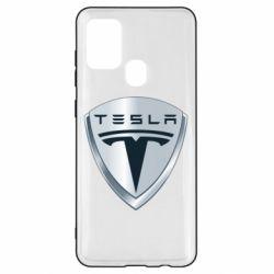 Чехол для Samsung A21s Tesla Corp
