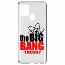 Чохол для Samsung A21s The Bang theory Bing