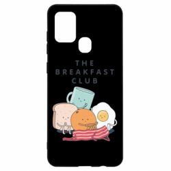 Чохол для Samsung A21s The breakfast club
