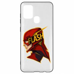 Чехол для Samsung A21s The Flash
