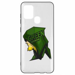 Чохол для Samsung A21s The Green Arrow