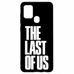 Чохол для Samsung A21s The Last of Us