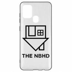 Чехол для Samsung A21s THE NBHD Logo