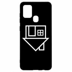 Чехол для Samsung A21s The Neighbourhood Logotype