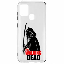 Чохол для Samsung A21s The walking dead (Ходячі мерці)