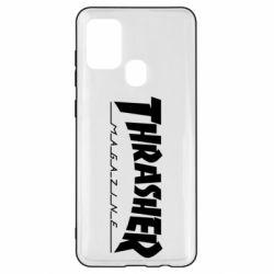 Чохол для Samsung A21s Thrasher Magazine
