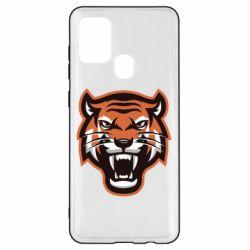 Чохол для Samsung A21s Tiger